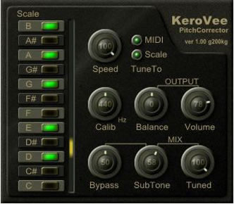 KeroVee - download free vst effect